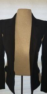 Black and White Tuxedo Blazer